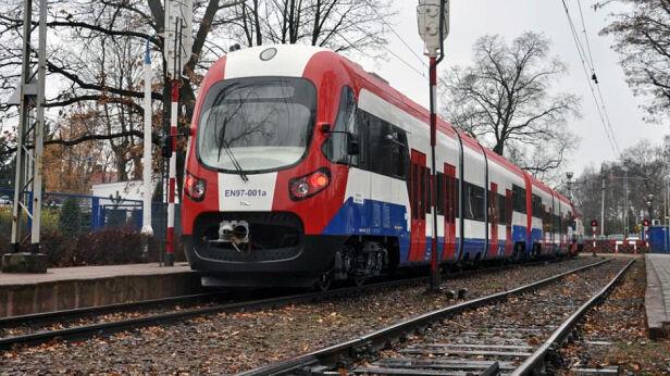 WKD ostrzega przed opóźnieniami wkd.com.pl