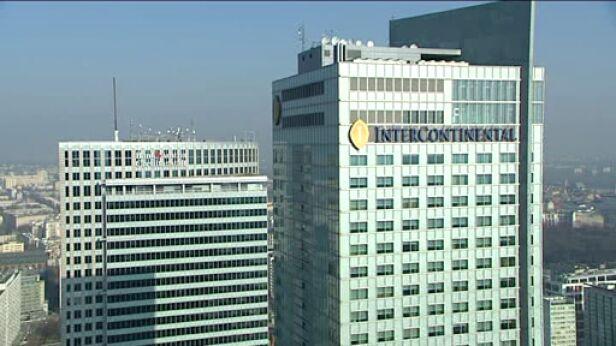 Do ewakuacji doszło w hotelu Intercontinental TVN24