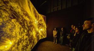 NASA otwiera kosmiczne solarium