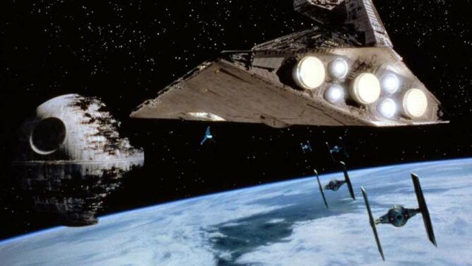 NASA tłumaczy, jak zbudować Gwiazdę Śmierci. Wystarczy pozyskać surowce z asteroidy