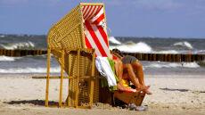 Wtorek idealny do plażowania