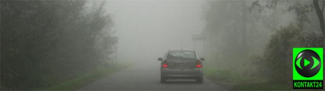 Poranne mgły mogą być uciążliwe. Potem warunki do jazdy będą idealne