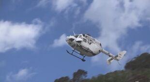 Akcja ratunkowa na wyspie-wulkanie w Nowej Zelandii