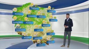 Prognoza pogody na sobotę 15.08